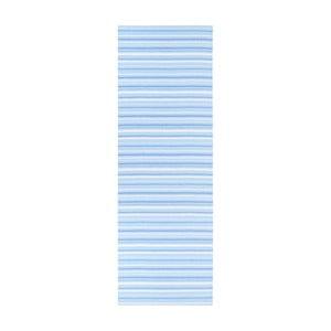 Hullo kék-fehér kültéri futószőnyeg, 70 x 200 cm - Narma