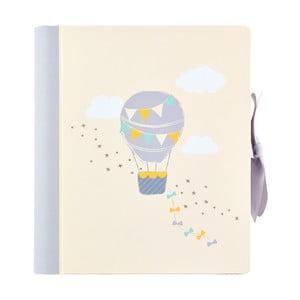 Béžový deník miminka Busy B