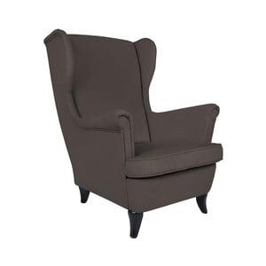 Roma acélszürke fotel - Cosmopolitan design