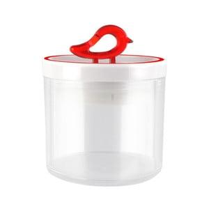 Livio piros konyhai tároló doboz, 400 ml - Vialli Design