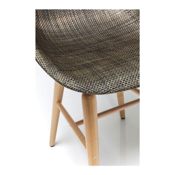 Forum Wood 4 db-os barna étkezőszék készlet - Kare Design