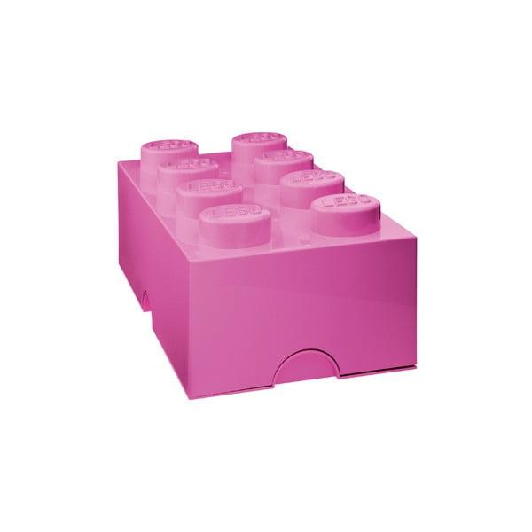 Sötét-rózsaszín tárolódoboz - LEGO®