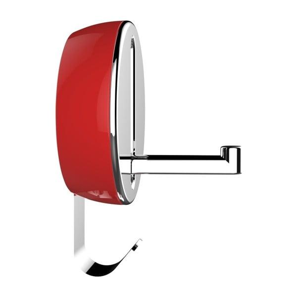 Premium DELTA piros összecsukható dupla akasztó - Wenko