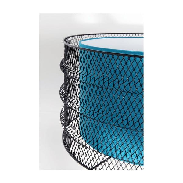Wire Tripod kék állólámpa - Kare Design