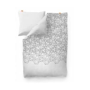 Silex pamut paplanhuzat, 140 x 200 cm - Blanc