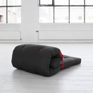 Roller Grey/Red átalakítható fotel - Karup