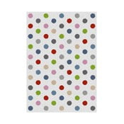 Norge White Dots szőnyeg, 133 x 190 cm - Universal