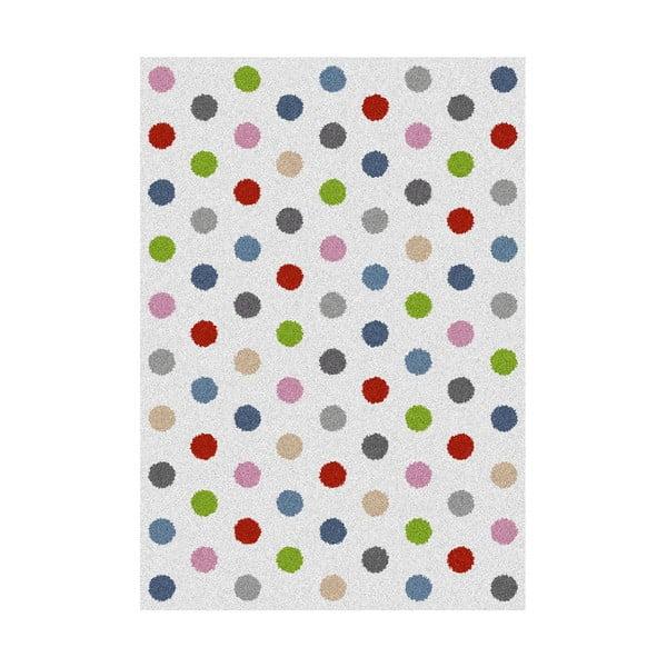 Norge White Dots szőnyeg, 160 x 230 cm - Universal