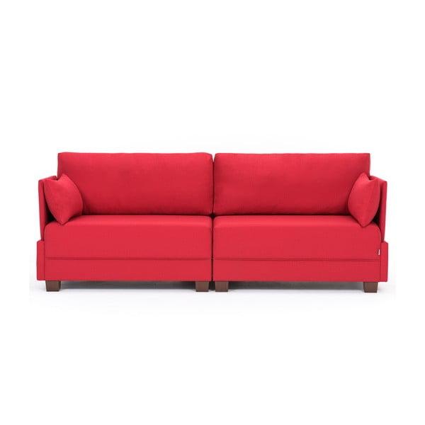 Home Lucy piros kanapé - Balcab
