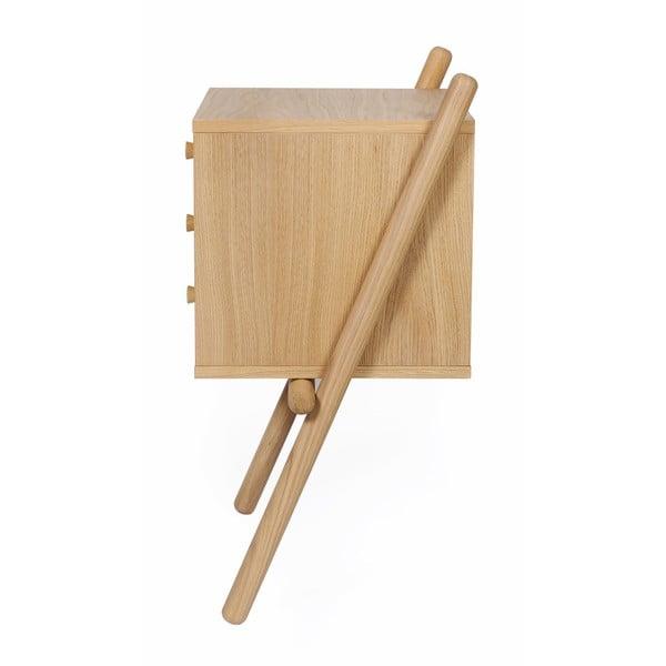 Wiru Puro konzolasztal - Woodman