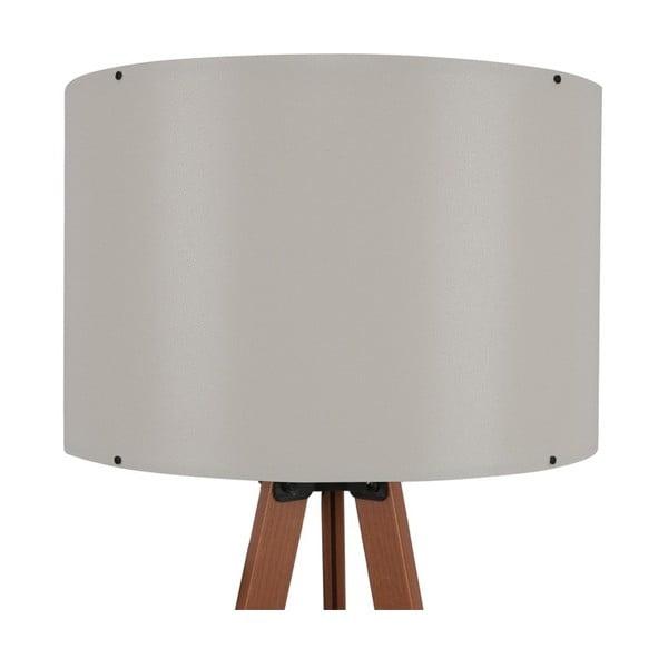 Aiden állólámpa bézs lámpabúrával