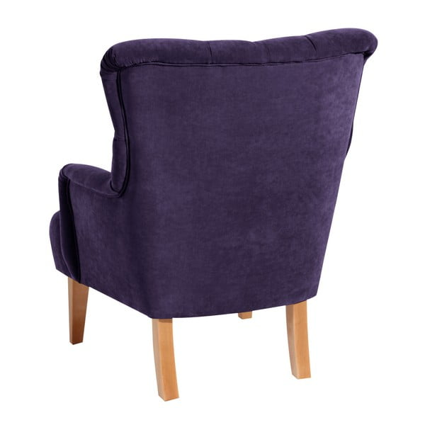 Brandon lila fotel - Max Winzer