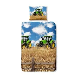 Farmer gyerek pamut ágyneműhuzat, 140 x 200 cm - Good Morning