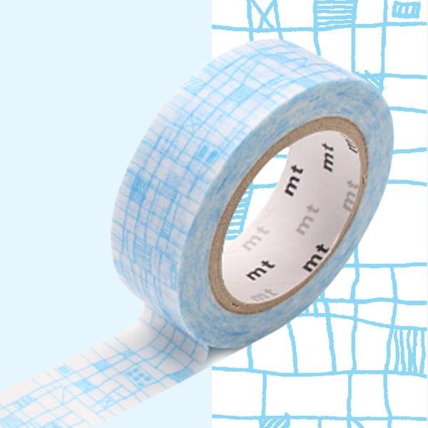 Victorine dekortapasz, hossza 10 m - MT Masking Tape