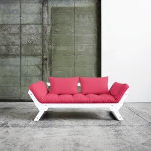 Bebop White/Magenta variálható kanapé - Karup