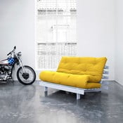 Roots White/Amarillo állítható kanapé - Karup