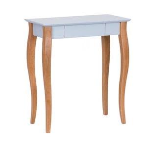 Lillo világoszürke íróasztal, hossza 65 cm - Ragaba