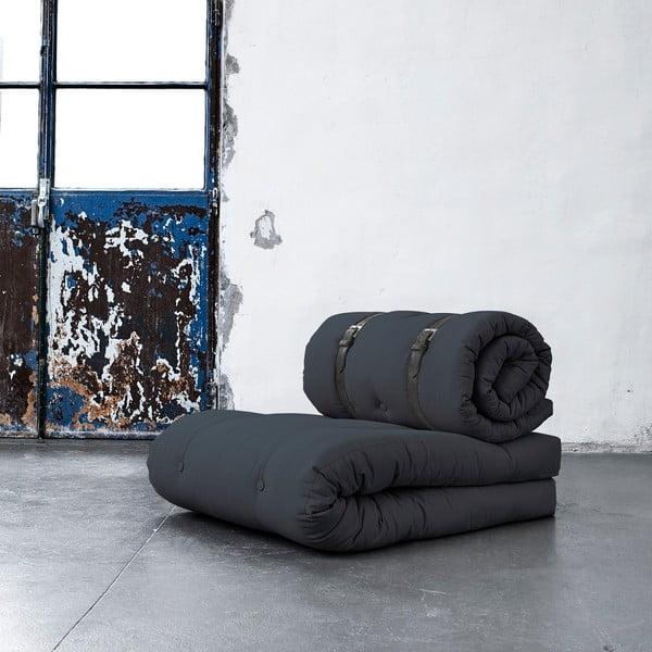 Buckle Up Gray széthúzható fotel - Karup