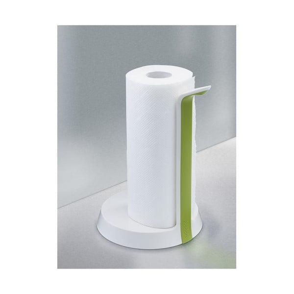 Easy-Tear zöld-fehér papírtörlő tartó - Joseph Joseph