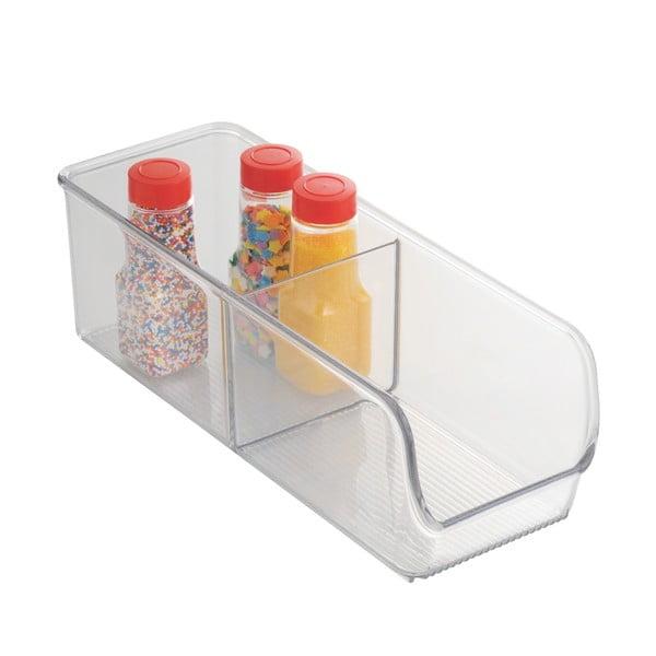 Fridge ételtároló hűtőszekrénybe, 28 x 10 cm - iDesign