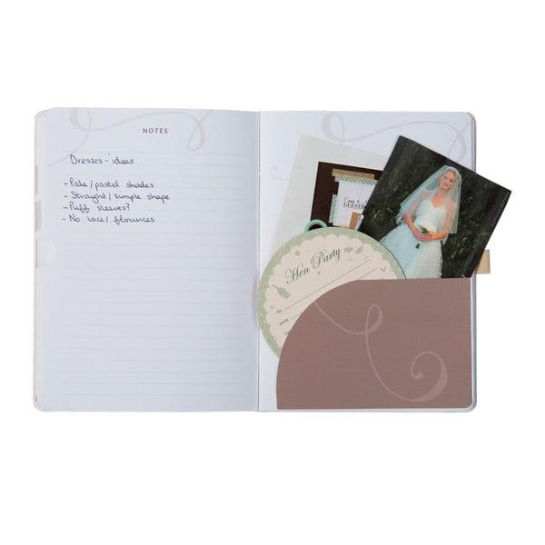 Wedding Planner eskövőtervező könyv koszorúslányoknak - Busy B