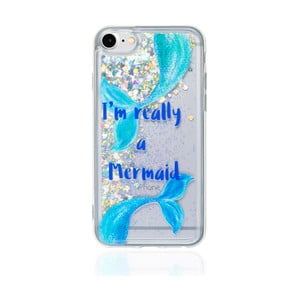 Mermaid Tales Im Realy A Mermaid iPhone 8 telefontartó tok - Now or Never