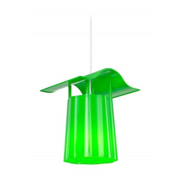 Luciana zöld kültéri függőlámpa