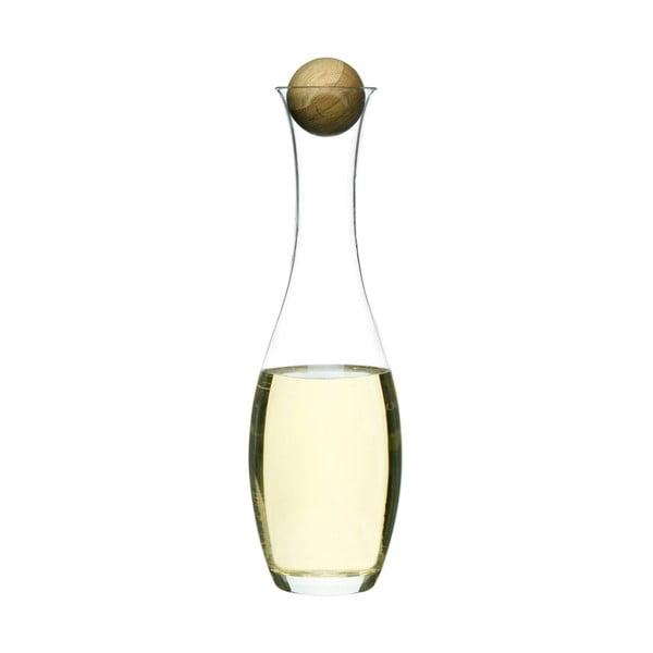 Oval fehérbor dekantáló, 1 l - Sagaform