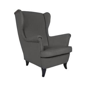 Roma szürke fotel - Cosmopolitan design
