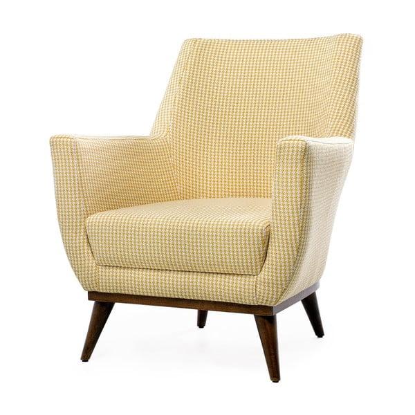 Home Gonca sárga fotel - Balcab