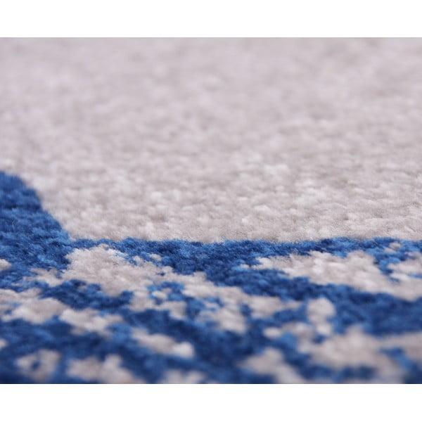 Lucero kék gyerekszőnyeg, 80 x 150 cm - Nattiot