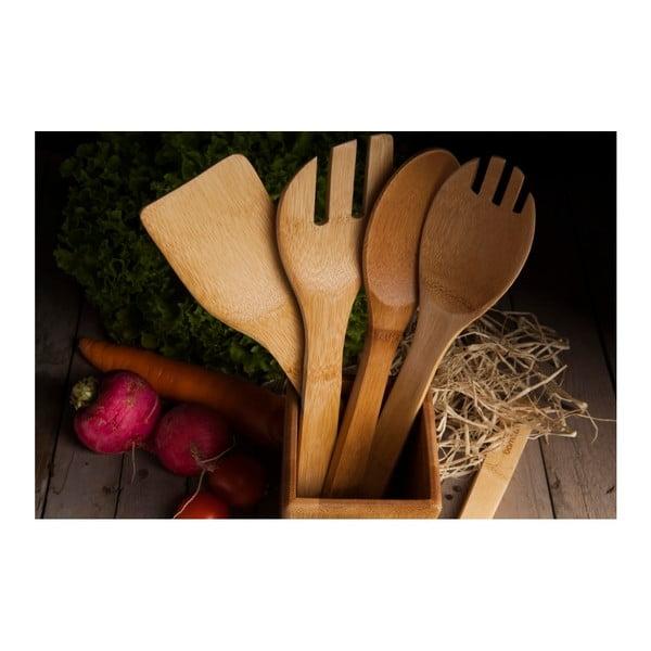 Ravioli konyhai eszközkészlet bambuszból - Bambum