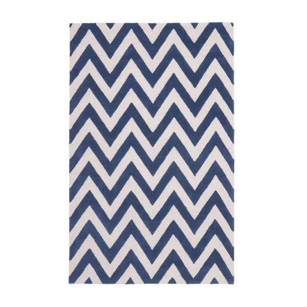 Stella kék szőnyeg, 152x91 cm - Safavieh