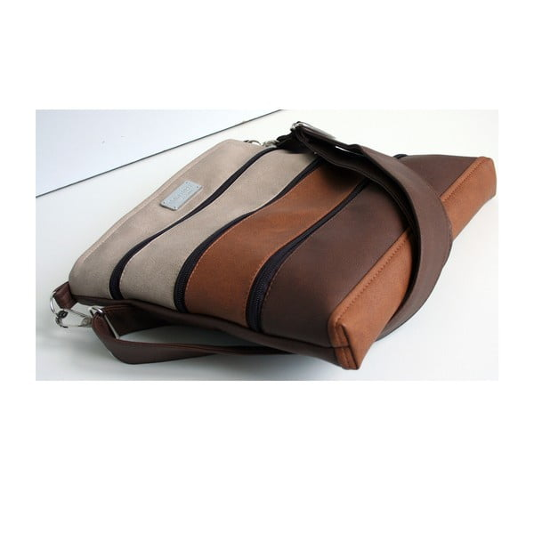Dariana middle no. 165 Maroon Mosaic válltáska - Dara bags