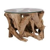Grand teakfa dohányzóasztal - House Nordic