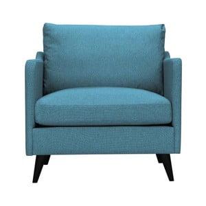 Klass fotel kék színben - HARPER MAISON