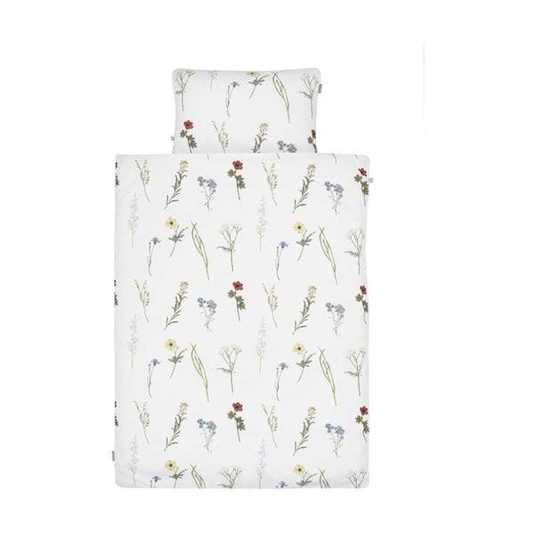 Meadow gyerek pamut ágyneműhuzat garnitúra, 100x135cm - Mumla