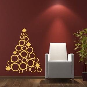 Christmas Tree Design karácsonyi matrica - Ambiance