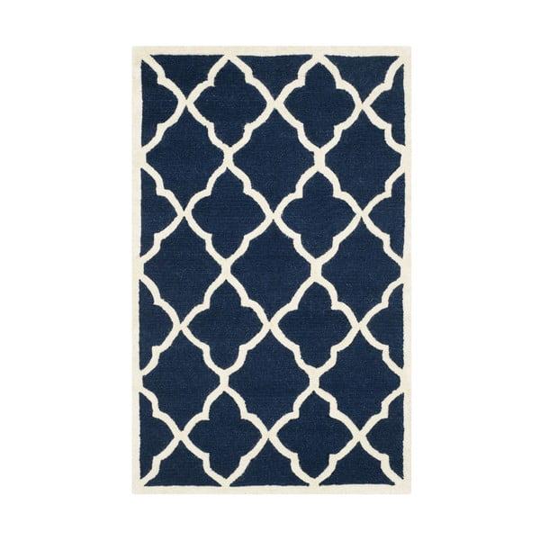 Noelle sötétkék szőnyeg, 182 x 121cm - Safavieh