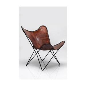 Butterfly bőr szék, 2 db - Kare Design