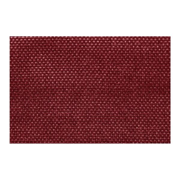 Destin piros kanapé, jobb oldalas - Interieur De Famille Paris