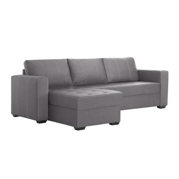 Succes világos szürke kanapé, jobb oldal - Interieur De Famille Paris