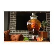Tasev üveg, limonádés edény, űrtartalma 8 l - Bambum