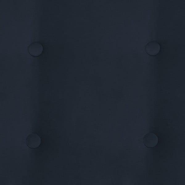 Blair sötétkék kétszemélyes kanapé - Vivonita