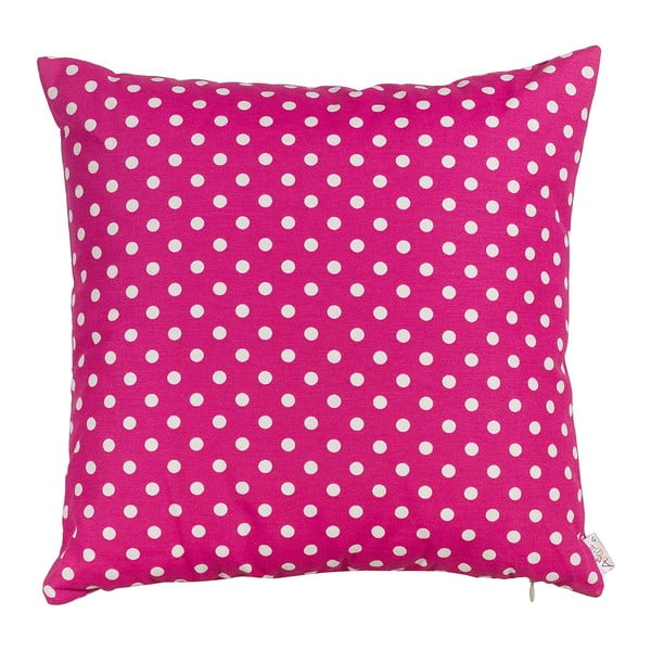 Pink Dots párnahuzat - Apolena