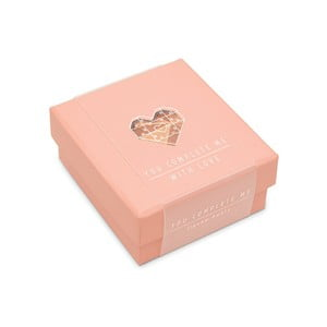 Romantic Pink puzzle üzenettel - Luckies of London