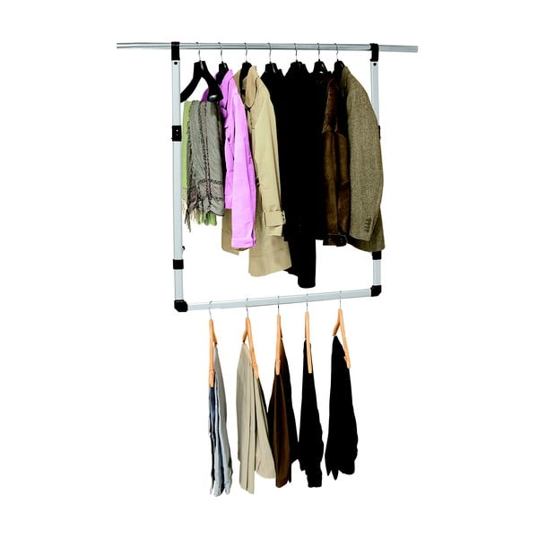Rail kiegeszítő függő elem ruhásszekrénybe - JOCCA