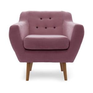 Kelly rózsaszín fotel - Vivonita