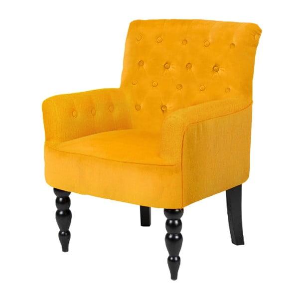 Amanda narancssárga fotel - Støraa