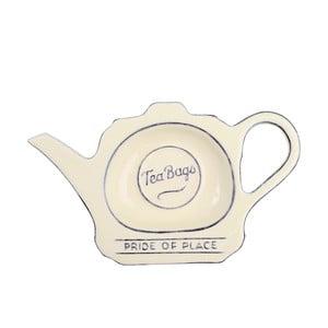 Pride Of Place krémszínű kerámia teafilter tartó - T&G Woodware